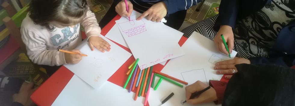 YTT Psychosocial Support Drawing Workshop