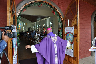 Tobago Door of Mercy