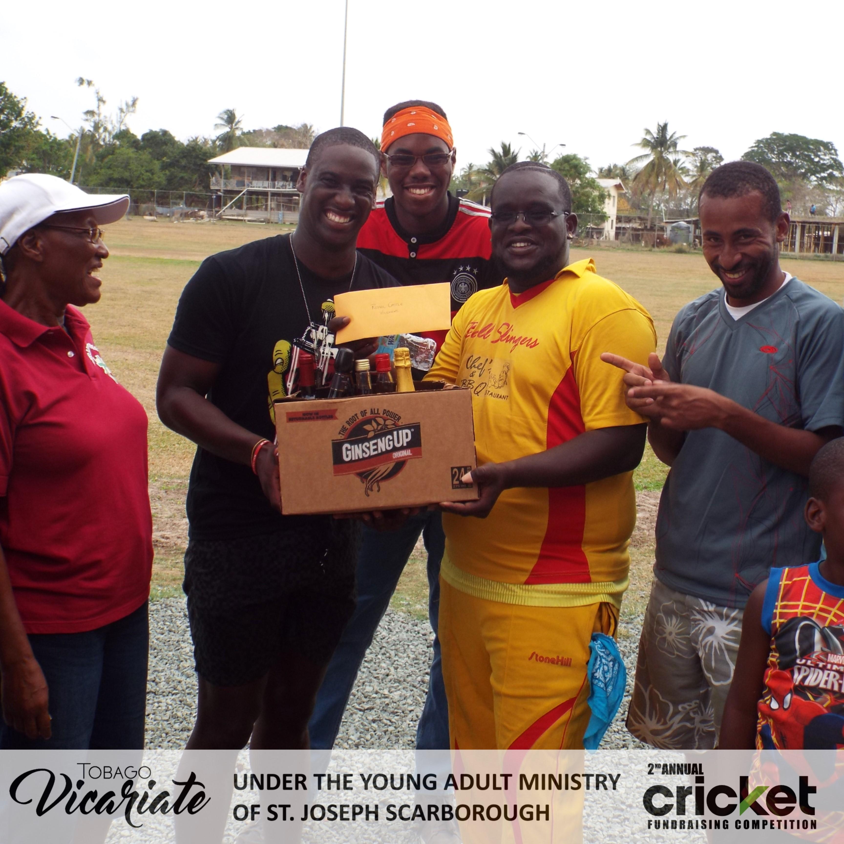 YAM Cricket (98)