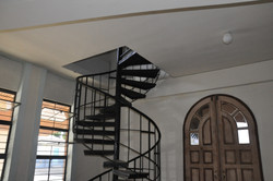 Inside - Stairs to Loft