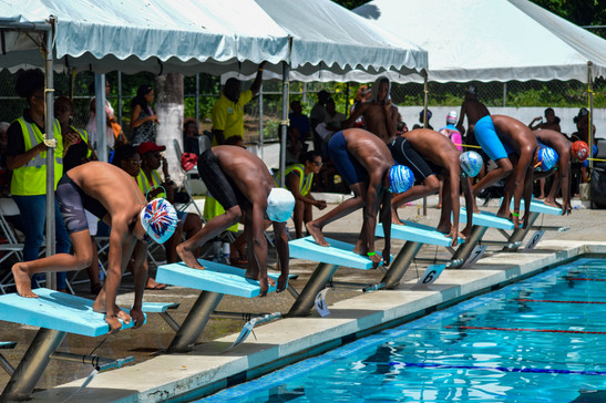 SWIM MEETS & RESULTS