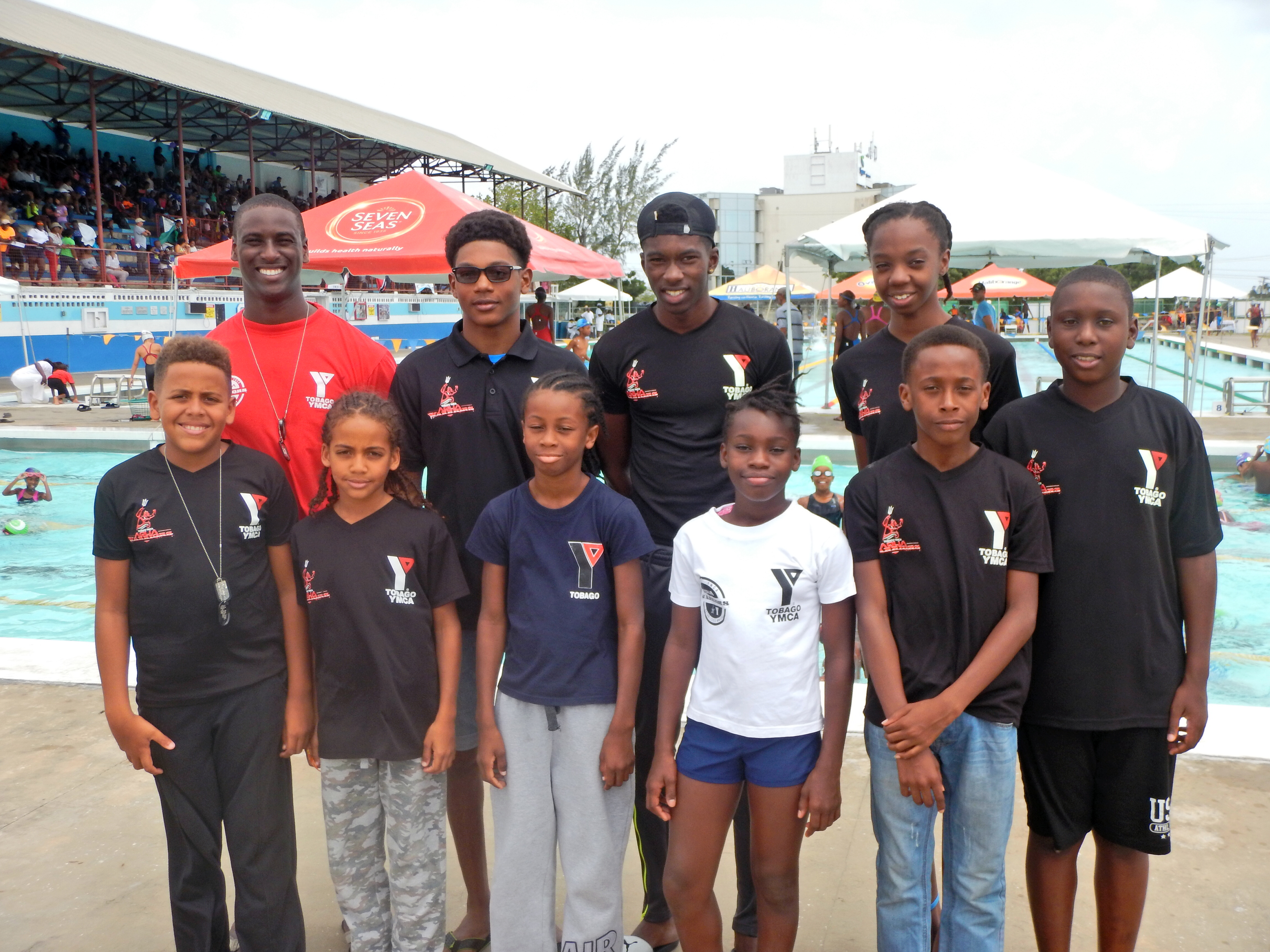 Barbados YMCA Team
