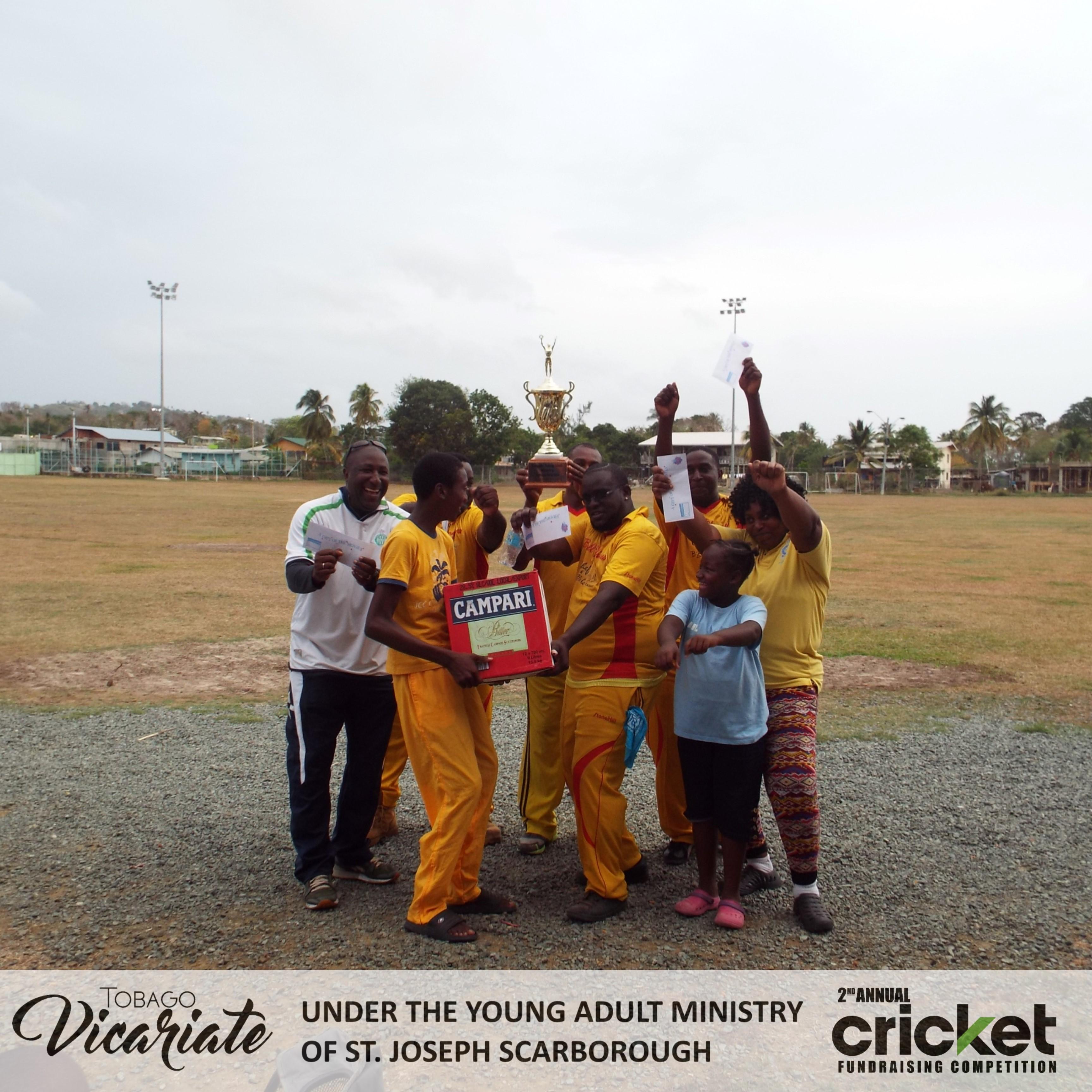 YAM Cricket (110)