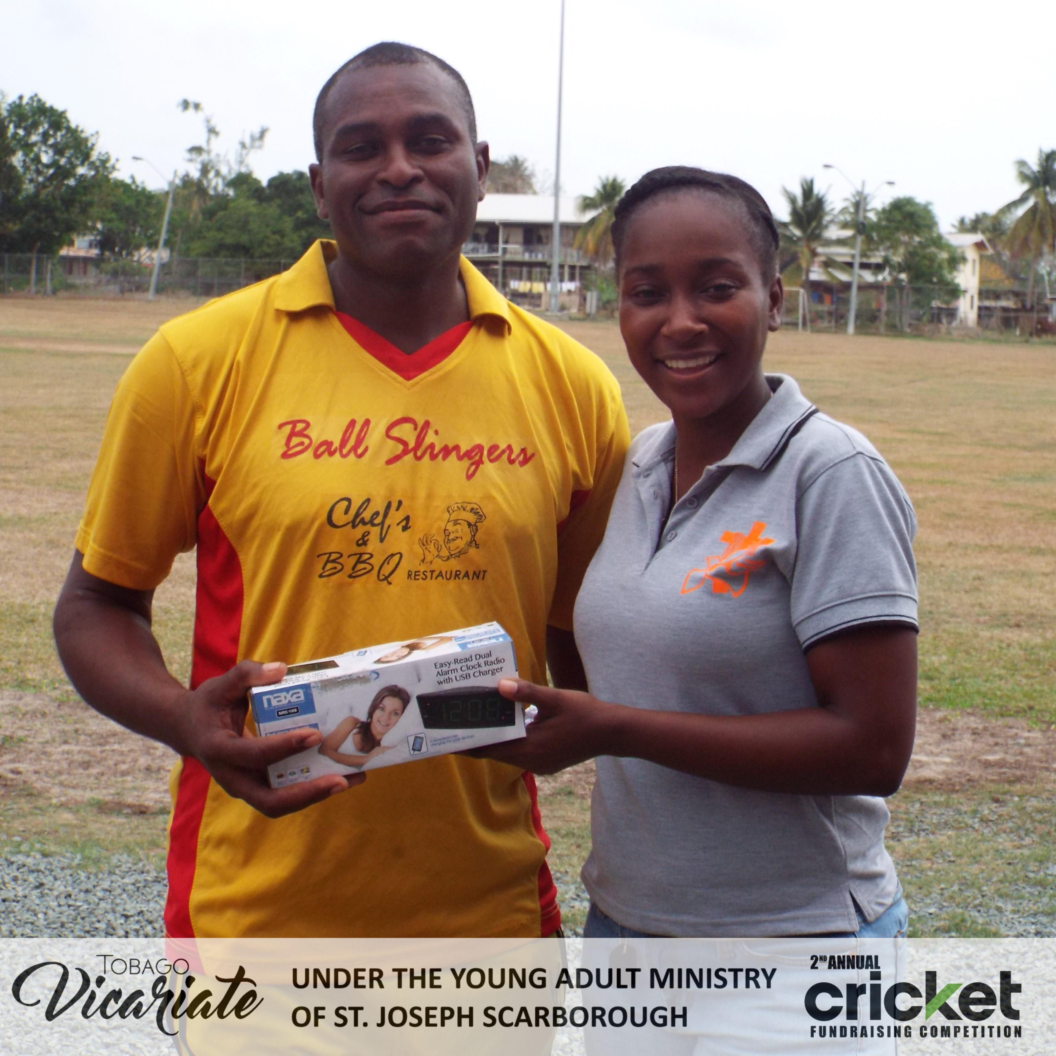 YAM Cricket (100)