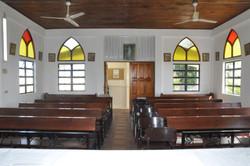 Inside - Back of Church