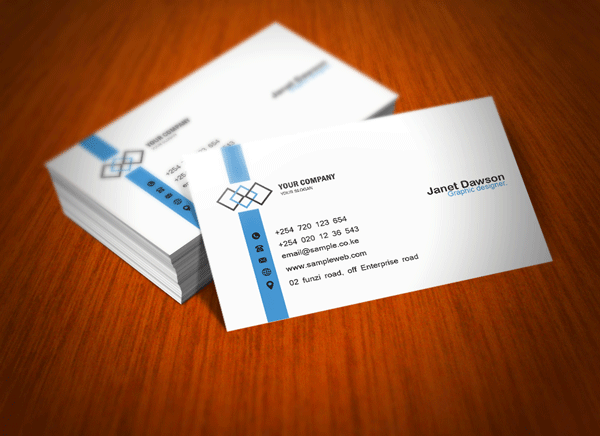 Standard business cards printing advance litho ltd nairobi kenya template 5 reheart Image collections