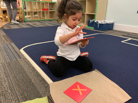 Learning to Read the Montessori Way