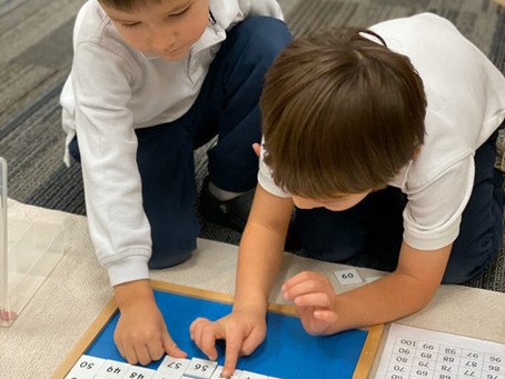 Mathematical Mind: The Child's Need for Order