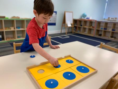 Sensorial Learning in the Montessori Classroom