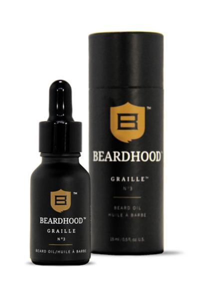 BEARDHOOD Beard Oil
