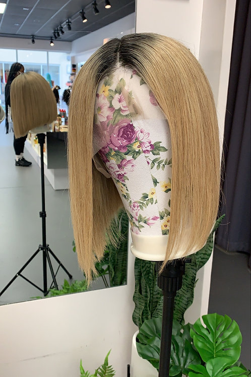 Brazilian Ombre Lace Front Wig