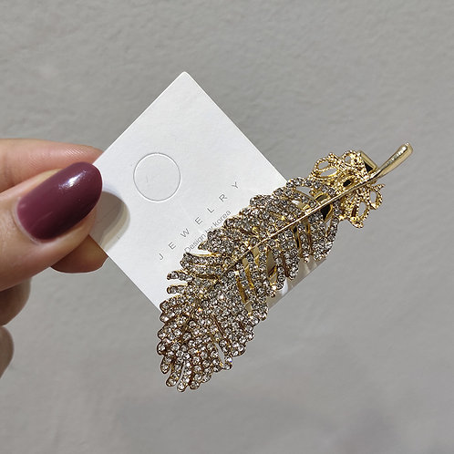 Sloane Feather Clips