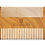 Thumbnail: BEARDHOOD Sandalwood Beard Comb