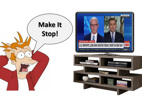 78% of CNN Viewers Can't Find TV Remote; Want To Change Channel