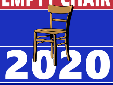New Democrat 2020 Campaign Flyer