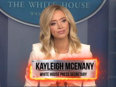 Meet The Press Secretary