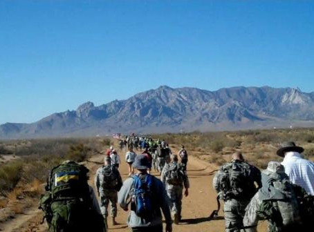How to Survive the Bataan Death March