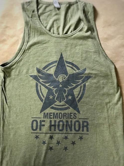 Memories of Honor Men's Tank