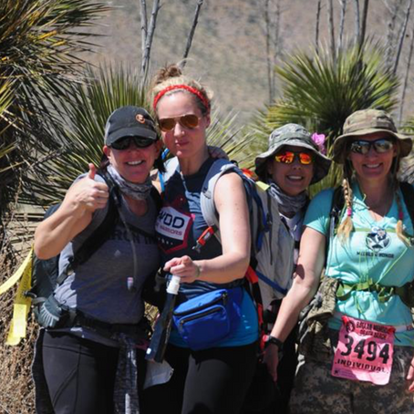 How to Survive The Bataan Memorial Death March
