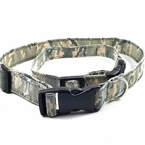 ValorCollars - Dog Collars - Military Combat Uniform