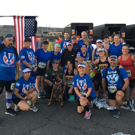 2017 Marine Corp Marathon