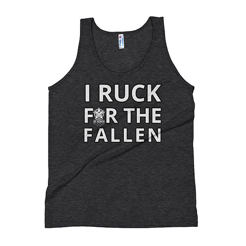 I RUCK FOR THE FALLEN Tank Top
