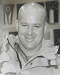 SSG Sean D. Diamond