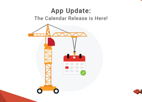 The Calendar Release is Here!!!