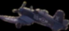 6030 F4U1D Corsair Gray Ghost.png