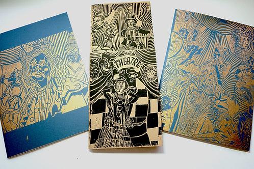 A5 and A4 Sketchbooks - Bundle II