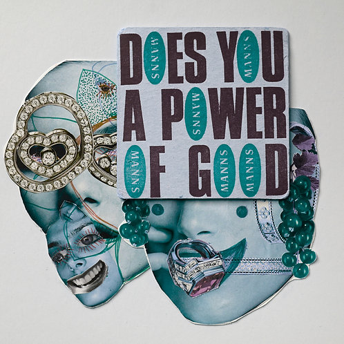 Does You a Power of Good Photograph print - signed