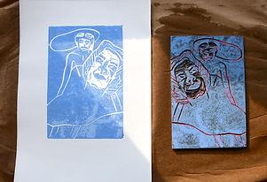 Moatzart Original Linocut Prints88 copy.