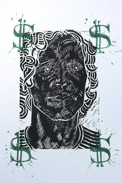 Virgil dreams of money