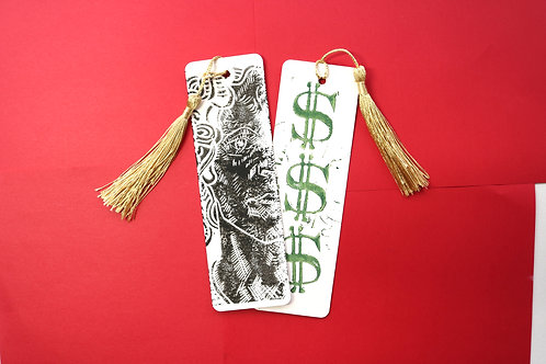 Bookmarks - Virgil dreams of money