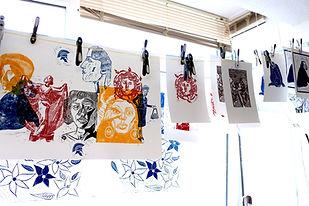 Moatzart original linocut prints .JPG