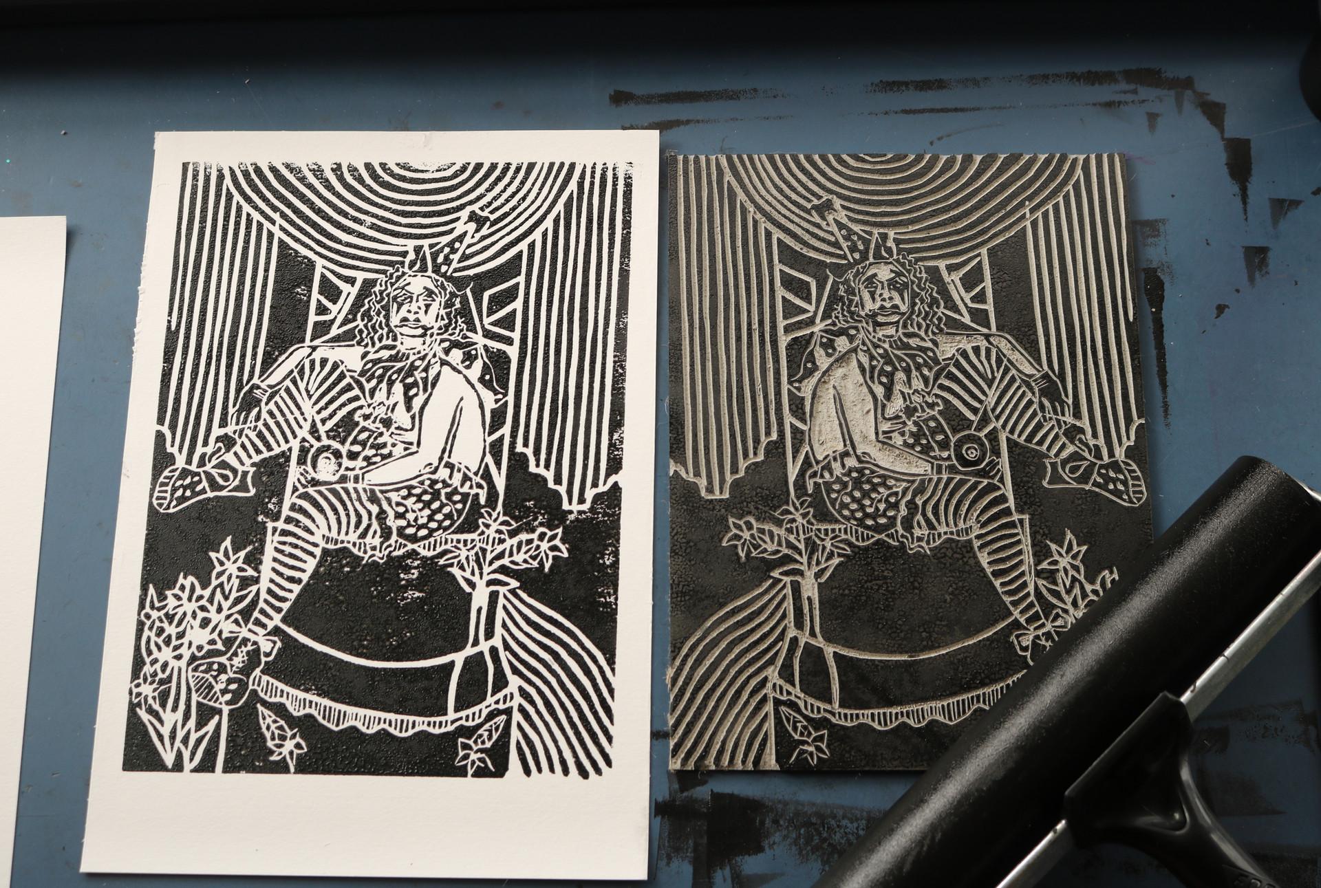 Moatzart Original Linocut Prints76.JPG