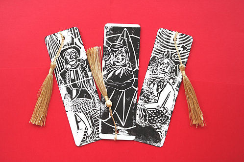 Bookmarks Away With the Circus Bundle
