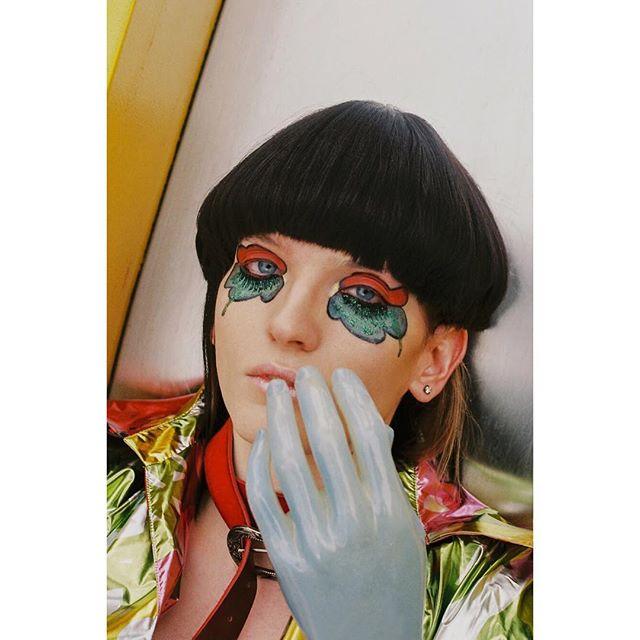 Changed _flanellemagazine #makeuptutoria