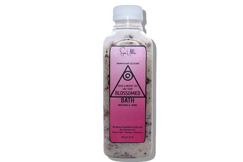 Blossomed Dead Sea Salt Soak