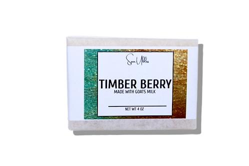 Timber Berry Goats Milk
