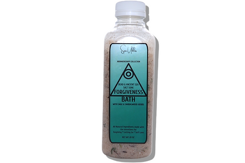 Forgiveness Bath Dead Sea Salt Soak