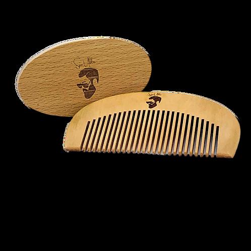Face & Beard comb set