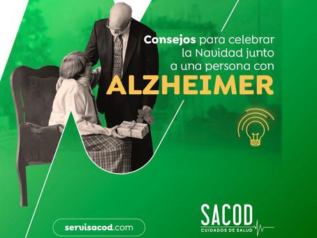 Consejos para celebrar la Navidad junto a una persona con Alzheimer