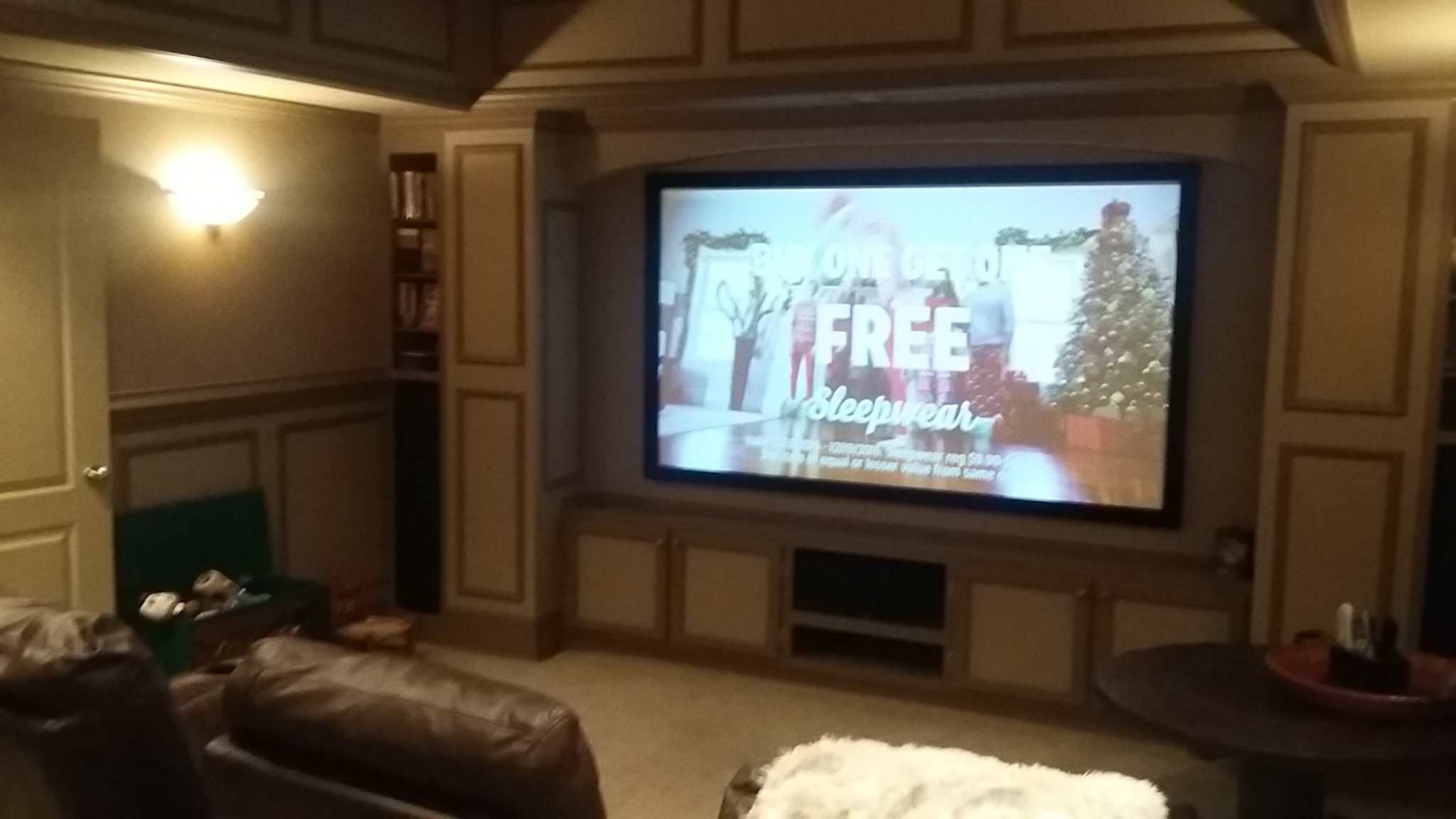 Home Theater in Brentwood TN