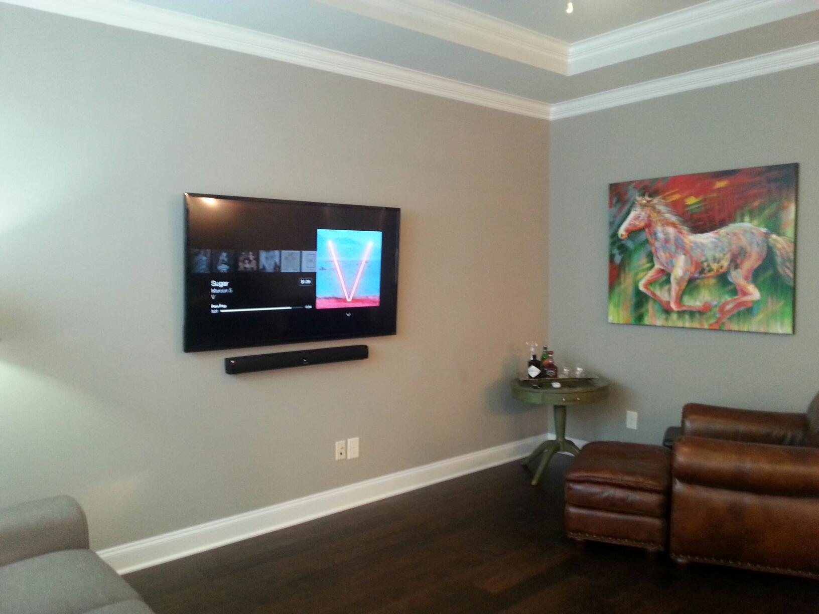 TV Install in Franklin TN
