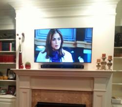 TV with Soundbar