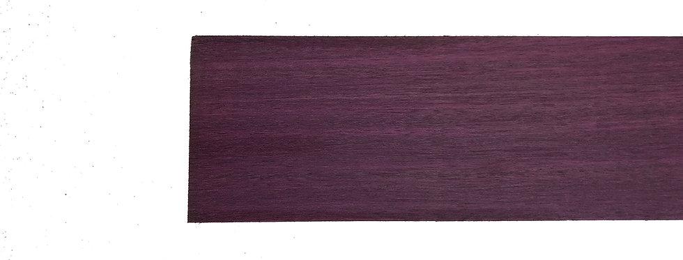 Fingerboard, Purple Heart , 1st grade, guitar
