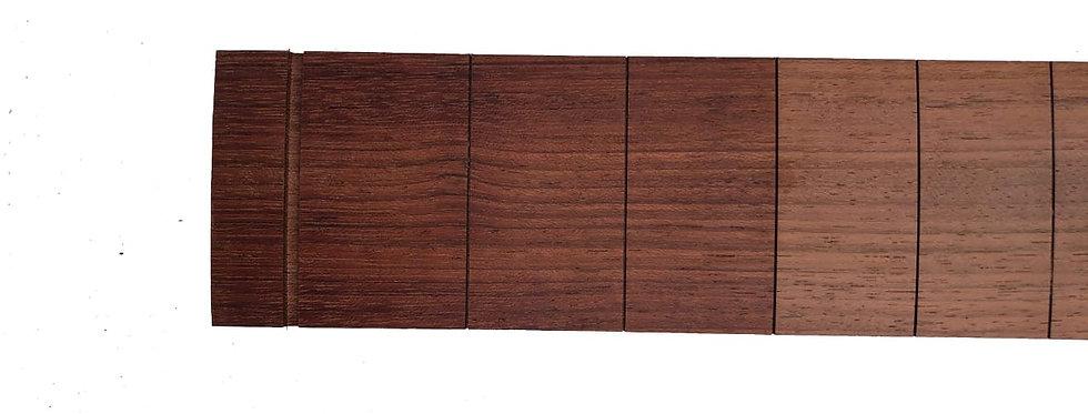 Fingerboard, Brazilian Cherry , 24,75 R 12, 1st grade, guitar