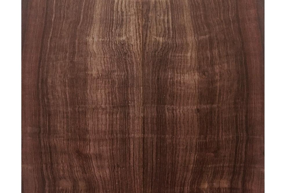 B & S, Indian Rosewood, Figured grade, Classical/OM