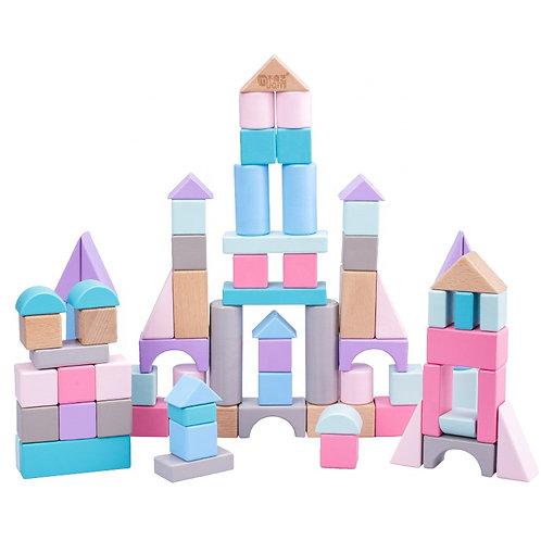 Bloques de construcción 80 piezas